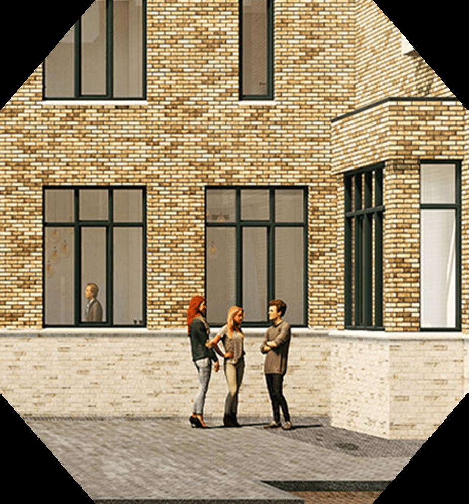Nieuwbouw - Contact - Tuinen van Genta - SYNCHROON Ontwikkelaars
