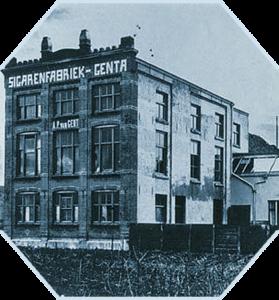 Nieuwbouw - Tuinen van Genta - Homepage - historie sigarenfabriek
