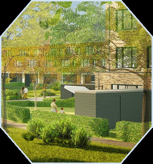 Nieuwbouw - Voordelen - Tuinen van Genta - Energiezuinig
