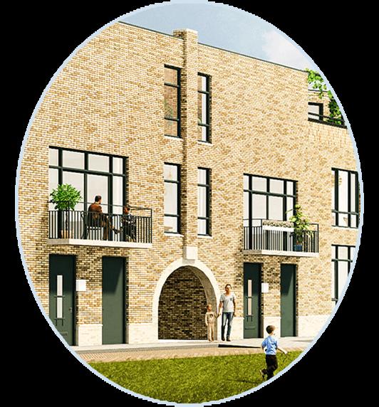 Nieuwbouw - Voordelen - Tuinen van Genta - Op Maat
