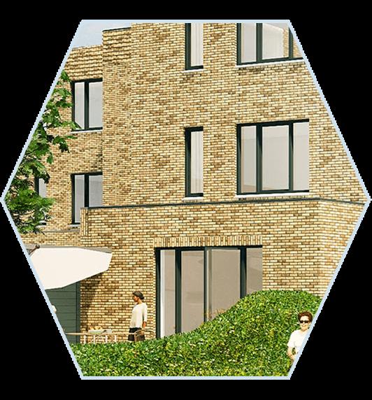 Nieuwbouw - Voordelen - Tuinen van Genta - Veilig Wonen